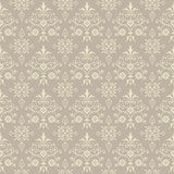 Classical seamless background pattern Royalty Free Stock Image
