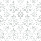 Classical seamless background wallpaper pattern Stock Photos