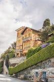 Classical seaside villa Stock Image