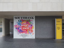 Classical Season at Southbank centre in London Stock Images