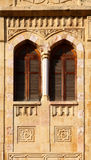 Classical Shutter Design, Beirut (Lebanon) Royalty Free Stock Photos