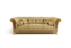 Classical sofa Royalty Free Stock Images