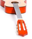 Classical Spanish guitar Royalty Free Stock Photography