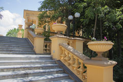 Classical stairs details Stock Photography
