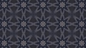 Classical starlish pattern background 01 Royalty Free Stock Photos