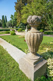 Classical stone Urn Royalty Free Stock Image