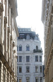 Classical style building in Vienna Royalty Free Stock Photography