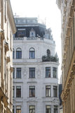 Classical style building in Vienna Stock Images