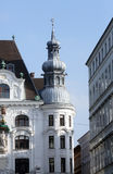 Classical style building in Vienna Royalty Free Stock Images