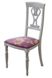 Classical style chair Royalty Free Stock Photo