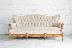 Classical style Sofa Royalty Free Stock Photography