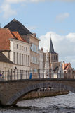 Classical view of the medieval city Stock Photo
