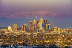 Free Classical View Of Los Angeles Downtown Royalty Free Stock Photo - 85149305