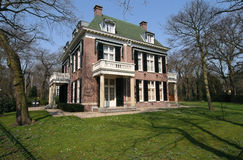 Classical Villa. In uptown The Hague stock photos
