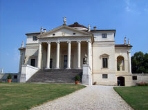 Classical villa Stock Photos
