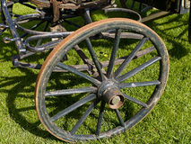 Classical vintage horse carriage Royalty Free Stock Photo