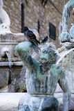 Classical water fountain Royalty Free Stock Photography