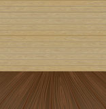 Classical Wooden Interior Royalty Free Stock Images