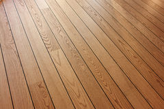 Classical wooden parquet Royalty Free Stock Images