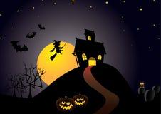 classicen helloween Arkivfoton