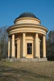 Classicist paviljoen - de Grote tempel Royalty-vrije Stock Afbeeldingen