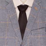 Classico dell'abbigliamento degli uomini classici Fotografia Stock