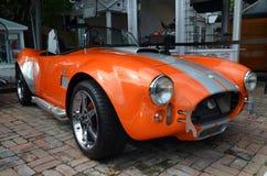 Classico dell'automobile sportiva immagini stock