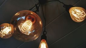 Classico della lampada Fotografia Stock