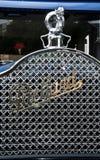 Classico fronte Packard della griglia Fotografie Stock Libere da Diritti