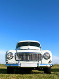 Classico svedese dell'automobile - piccolo 60s Van Immagini Stock