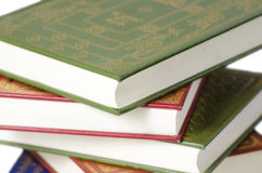 Classics Books Foreground Royalty Free Stock Photos