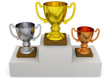 Classification Cup - 3D Stock Images