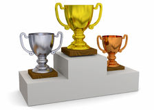 Classification Cup - 3D Stock Image