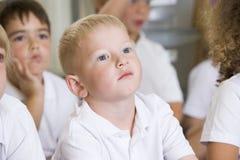 classifichi lo scolaro primario fotografia stock libera da diritti