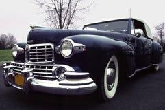Classique 1947 de Chiffon-dessus de Lincoln   Image stock