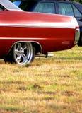 Classique américain - extrémité rouge Photos stock