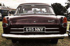 Classique de luxe de voiture du consul 375 Photographie stock