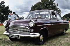 Classique de luxe de voiture du consul 375 Photos stock