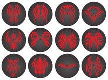 Classique de tatouage Image stock