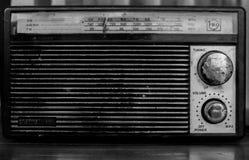 Classique par radio image stock