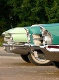 Classiques américains - verts Photo stock