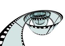 Classis影片小条-格式3:2 -传染媒介 库存照片