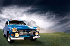 Classis car Stock Photo