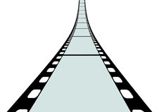 Classic Film Strip - Format 3:2 - Vector Royalty Free Stock Photo