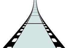 Classis filmu pasek wektor - formata 3:2 - ilustracja wektor