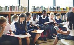 Classmate Educate Friend Knowledge Lesson Concept Stock Images