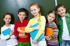 Classmates Royalty Free Stock Photography