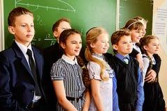 classmates Immagini Stock