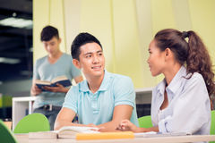 Classmates Royalty Free Stock Photo