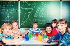 Classmates Stock Image